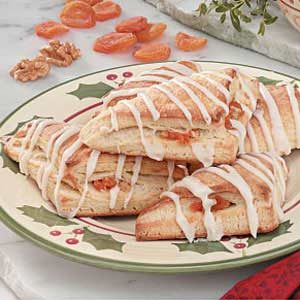 Fruit 'n' Nut Turnovers