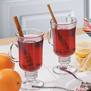Mulled Holiday Drink