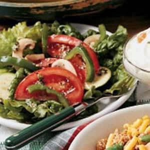 Quick Italian Salad