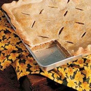 Cookie Sheet Apple Pie