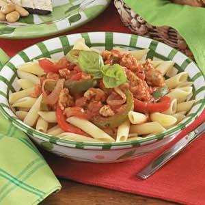 Sausage Marinara Sauce