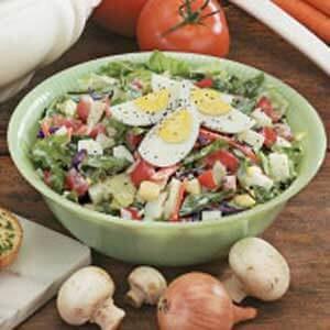 Creamy Lettuce Salad