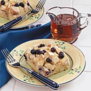Blueberry Brunch Bake