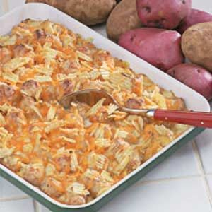 Cheddar Taters