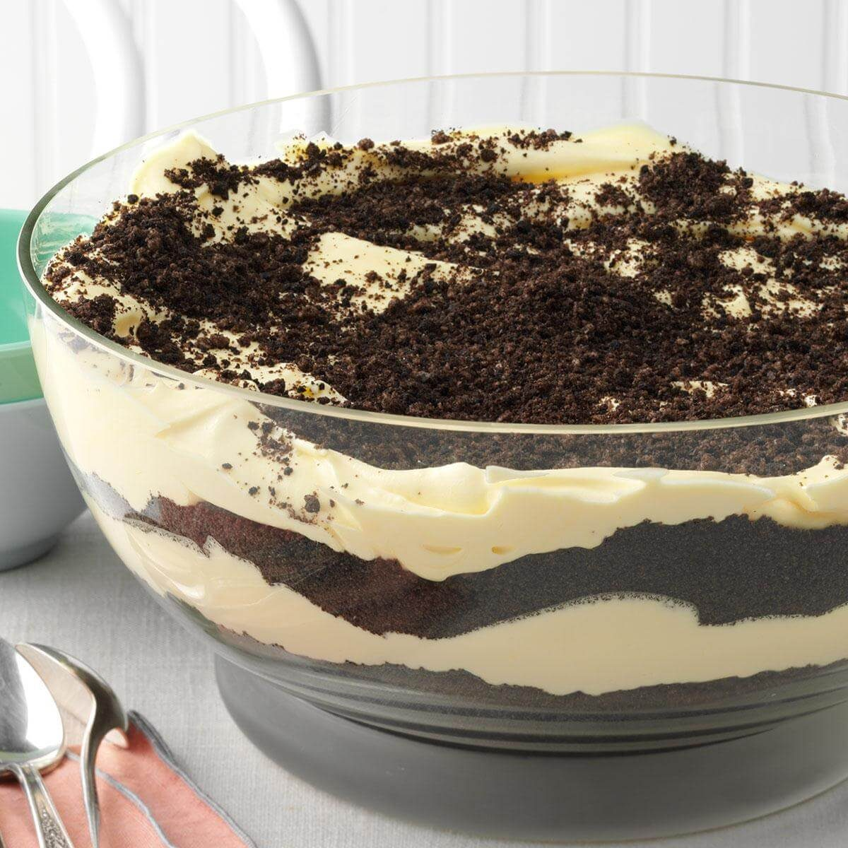 Dirt Cake Recipe With French Vanilla Pudding