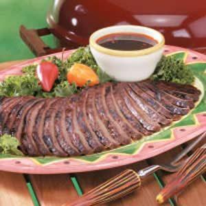 Chili Flank Steak