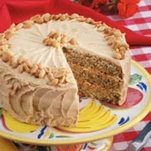 Triple-Layer Banana Cake