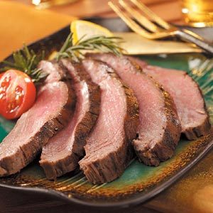 Herbed London Broil