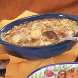 Au Gratin Red Potatoes