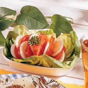 Egg and Tomato Salad
