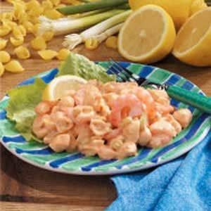 Shrimp Shell Salad