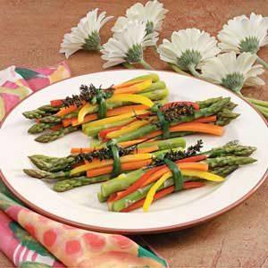 Spring Vegetable Bundles
