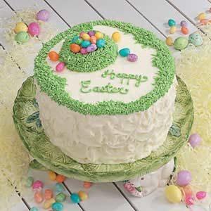 Poppy Seed Easter Cake