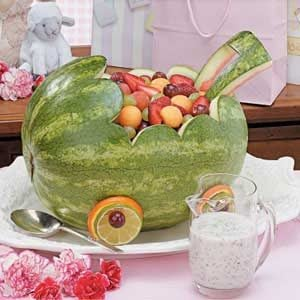 Watermelon Baby Carriage | Taste of Home