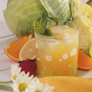Lemon-Orange Iced Tea