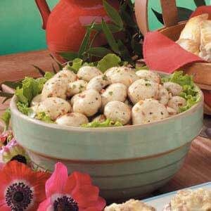 Favorite Marinated Mushrooms