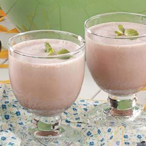 Mint Mocha Shakes