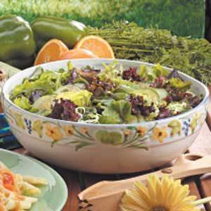 Sunflower Tossed Salad