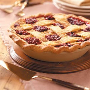 Cran-Raspberry Pie