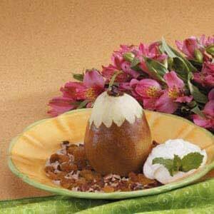 Autumn Pear Dessert