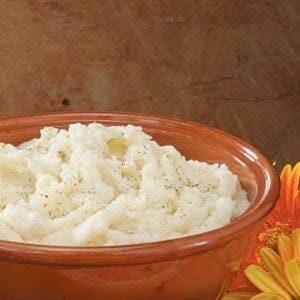 Yukon Mashed Potatoes
