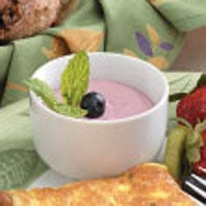 Strawberry Honey Fruit Dip