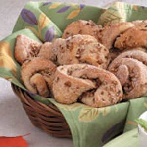 Cinnamon Bread Shapes