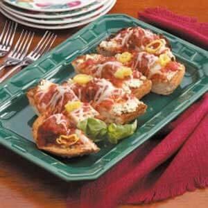Meatball Sandwich Slices