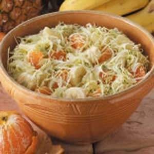 Fruited Cabbage Potluck Salad