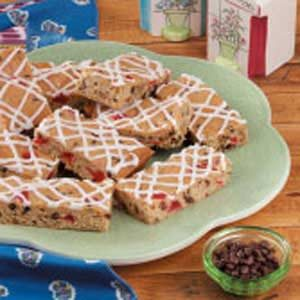 Fruit 'n' Nut Spice Bars