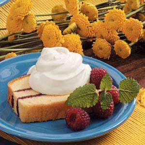 Rapid Raspberry Torte