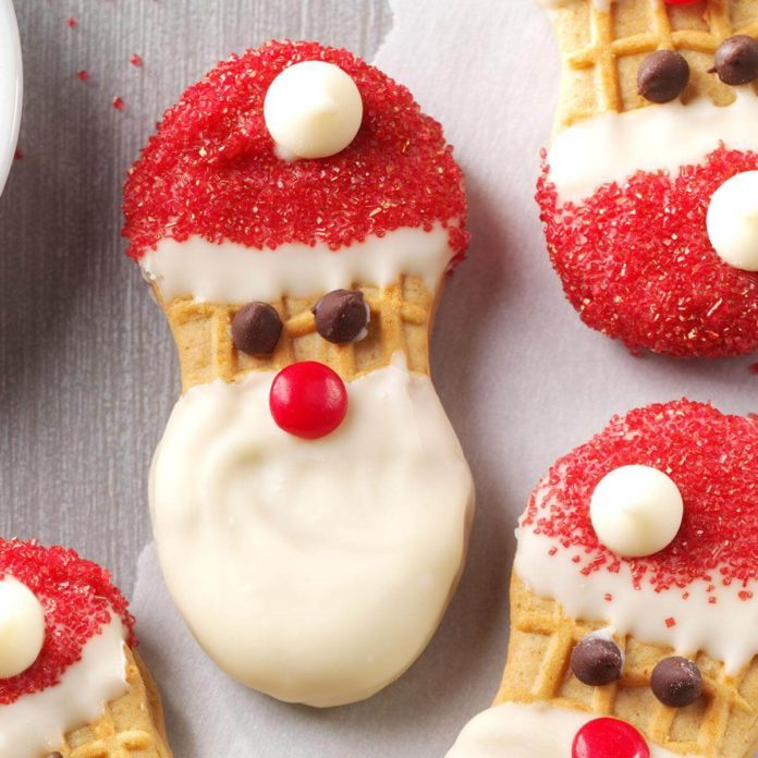 Christmas Recipes For Kids.34 Fun And Festive Christmas Recipes For Kids Taste Of Home