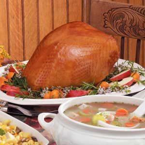 Teriyaki Turkey Breast