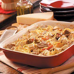 2-for-1 Chicken Tetrazzini