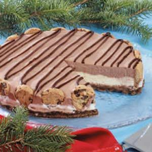 Cookie Ice Cream Cake