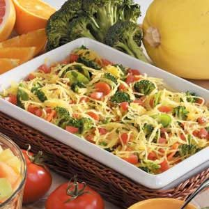 Spaghetti Squash Medley