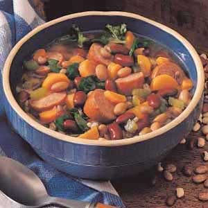 Sausage Bean Stew