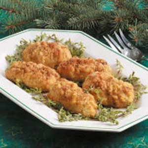 Flavorful Chicken Roll-Ups