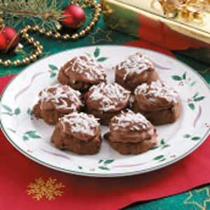 Chocolate Island Cookies