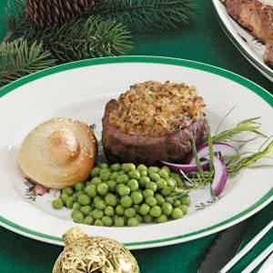 Festive Beef Tenderloin