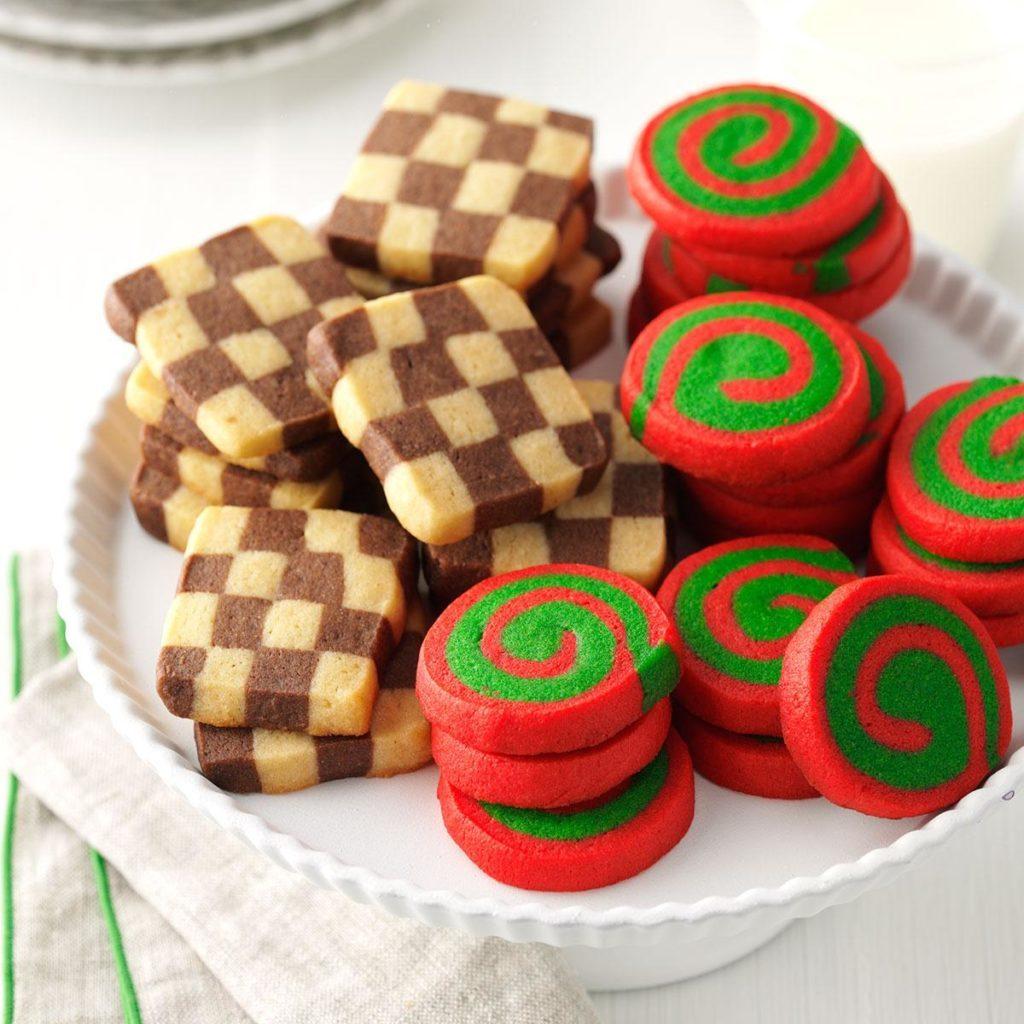 Pinwheels, Checkerboards