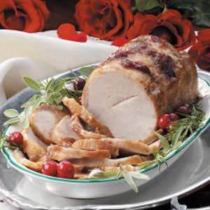 Slow Cooker Cranberry Pork