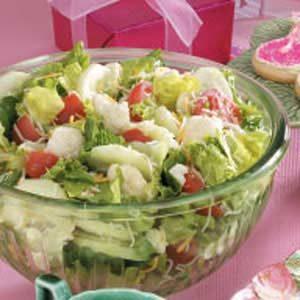 Tasty Tossed Salad
