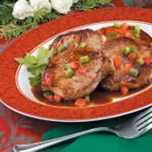 Sweet 'n' Tangy Pork Chops