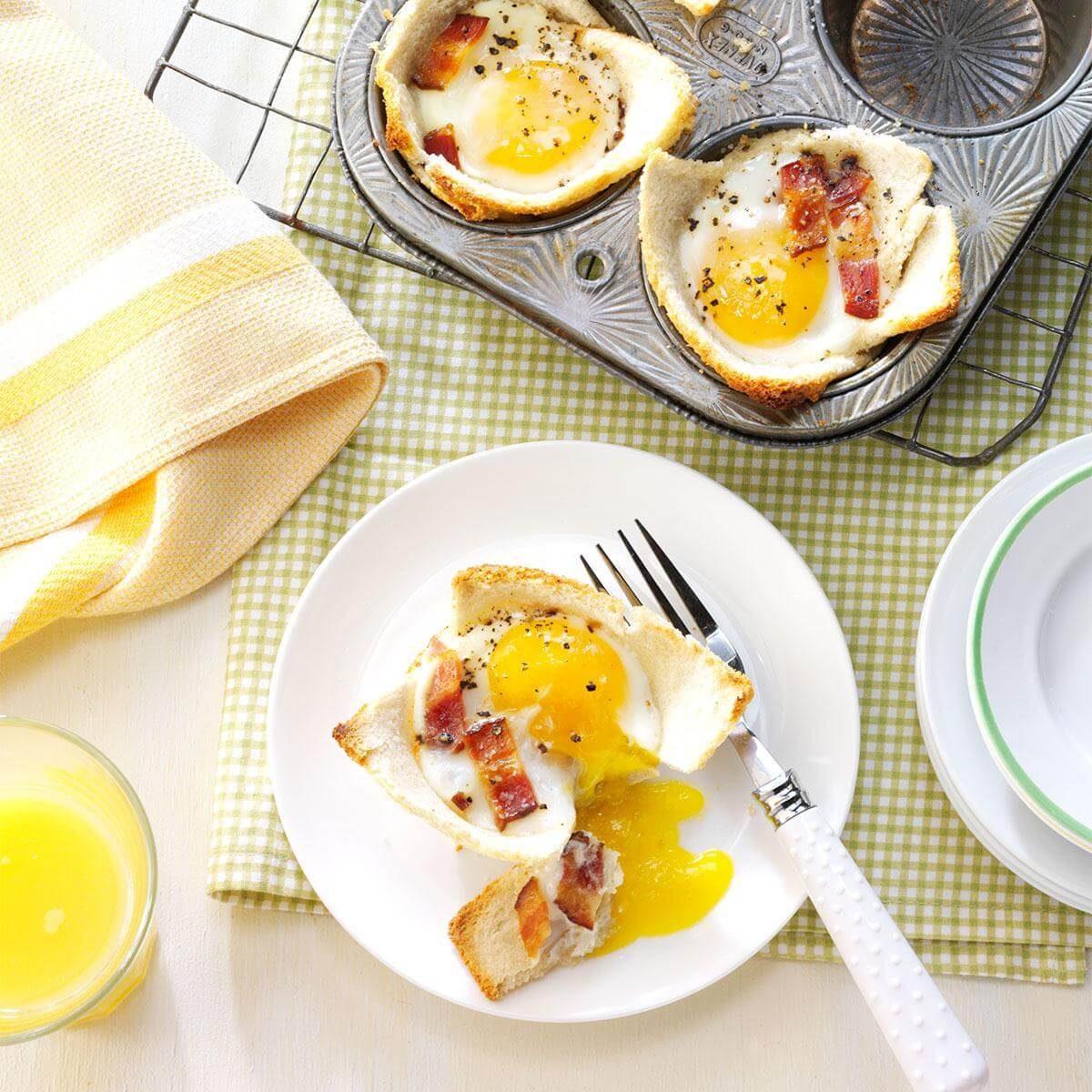 5-Ingredient Breakfast Recipes
