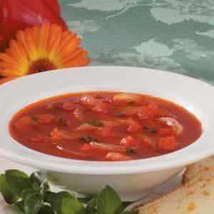 Onion Tomato Soup