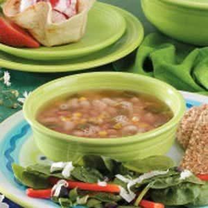Pork 'n' Bean Soup