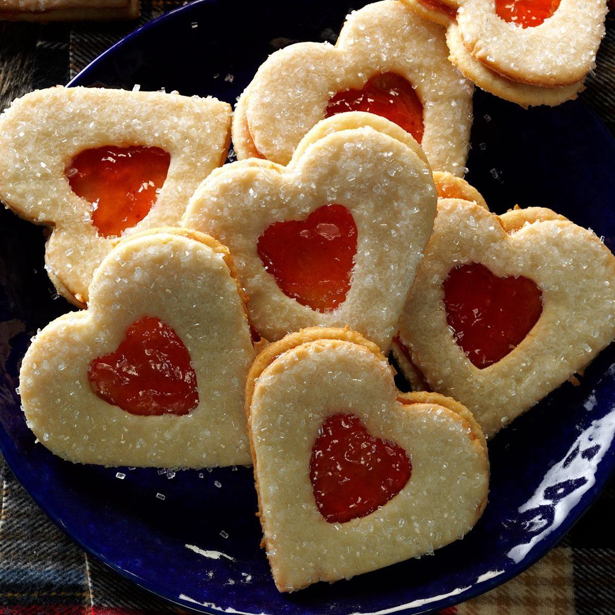 Sweetheart Coconut Cookies Recipe Taste Of Home
