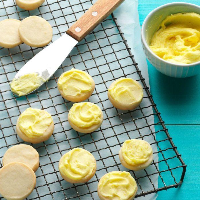31 Lemon Cookies for Lemon Lovers Only
