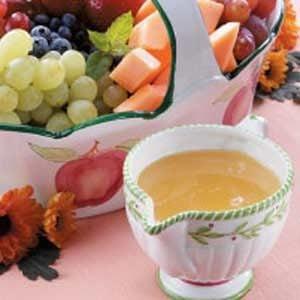 Citrus Fruit Salad Dressing